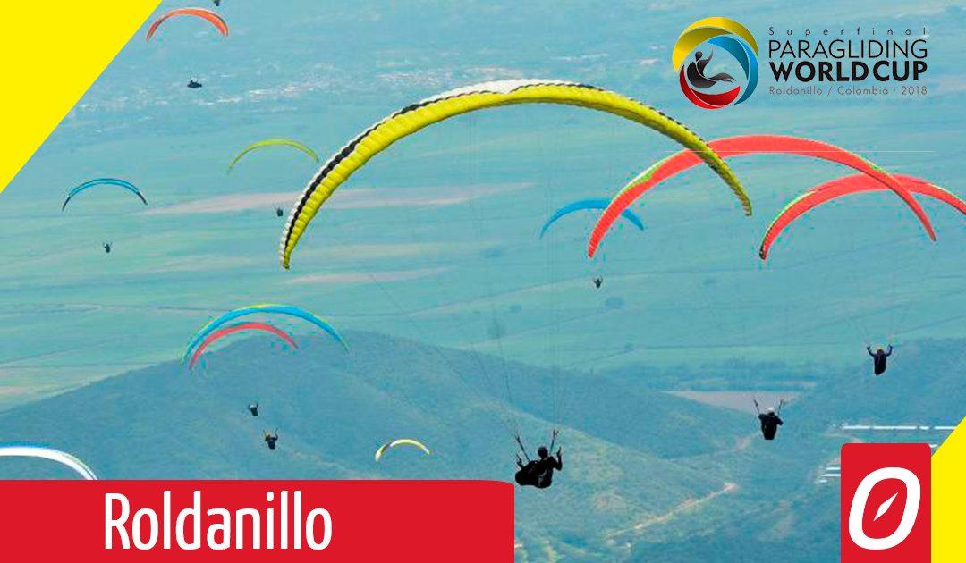 Mundial de Parapente Roldanillo 2018 – Del 9 al 21 de Enero de 2018