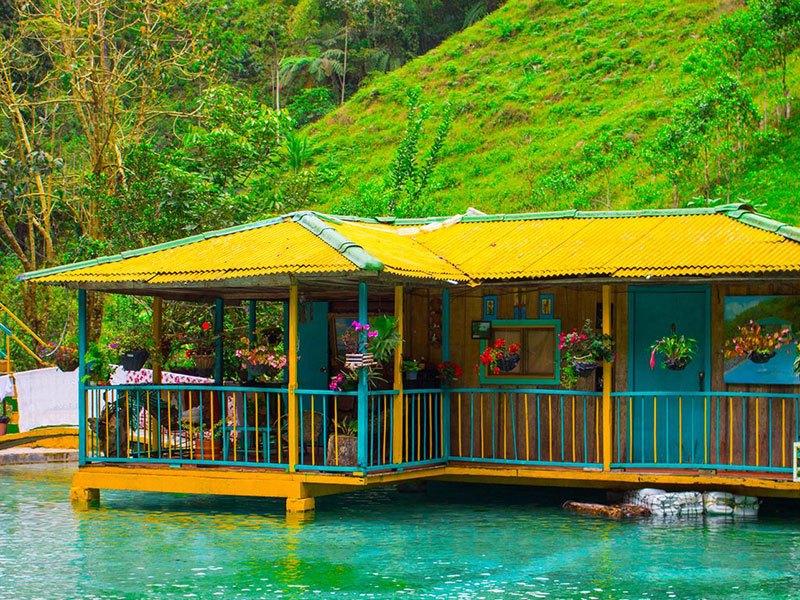 Balneario Casa Lago