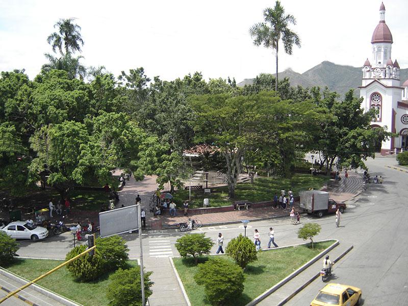 Parque La Unión