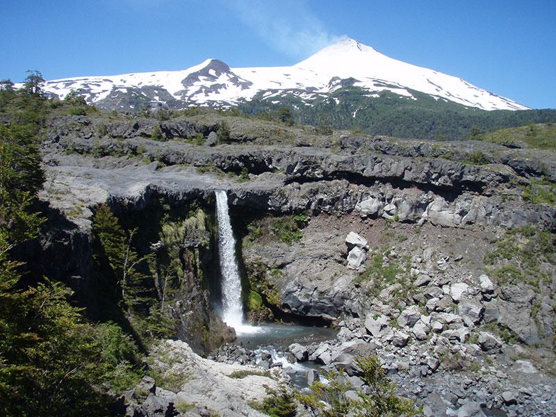 Parque de los nevados