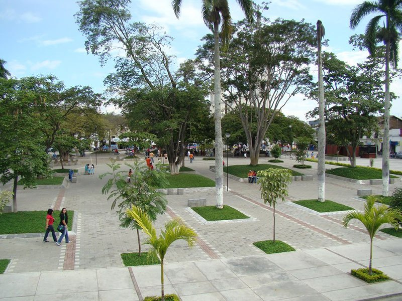 Plaza Boyacá