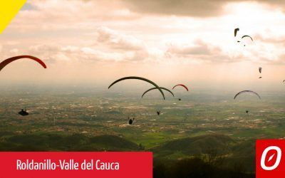 Temporada de parapente – Roldanillo-Valle – Enero y Febrero 2019