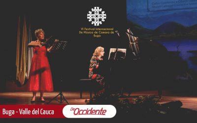 VI Festival Internacional de Música de Cámara Guadalajara de Buga