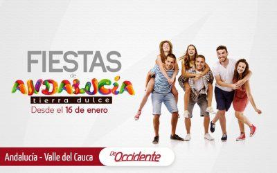 Fiestas Municipales Andalucía 136 años